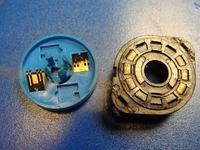 Sony TA F530ES - Wzmacniacz Sony TA-F530ES opis naprawy .