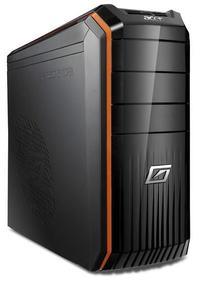 Acer Aspire G3100 Predator - komputer dla graczy na platformie AMD