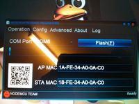 esp8266 - jak wgrać firmware