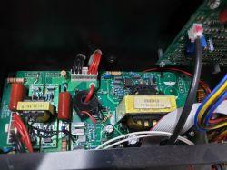 Spawarka magnum MIG200MMA - IGBT gaśnie przy próbie spawania.