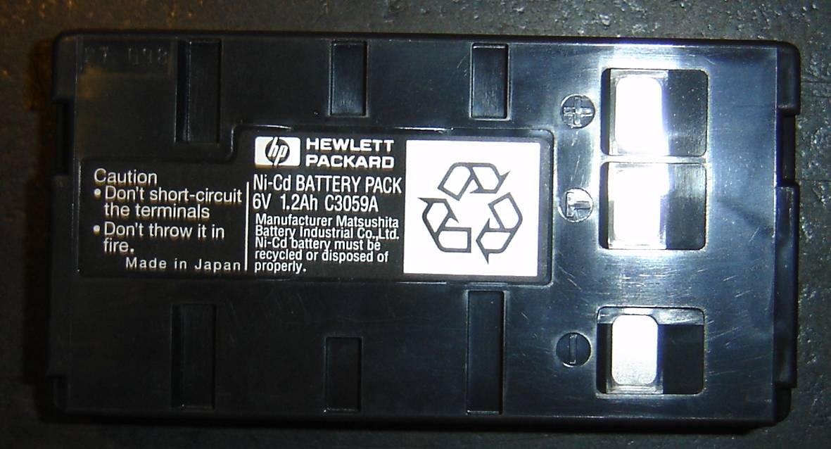 Sprzedam akumulator do drukarek HP i nie tylko 6V/1,2Ah.Tani