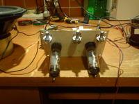 [Sprzedam] własną konstrukcję wzmacniacza lampowego