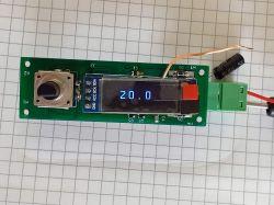 Zadajnik sygnału 4-20 mA z wyświetlaczem OLED