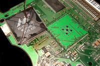 Uszkodzona elektronika w Fujitsu MPG3204AT - odzysk danych.