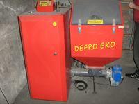 Ustawienie pieca Defro Eko