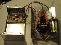 Prosty miernik natężenia pola elektromagnetycznego do CB
