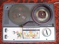 Magnetofony szpulowe, stereofoniczny klasy hi - fi