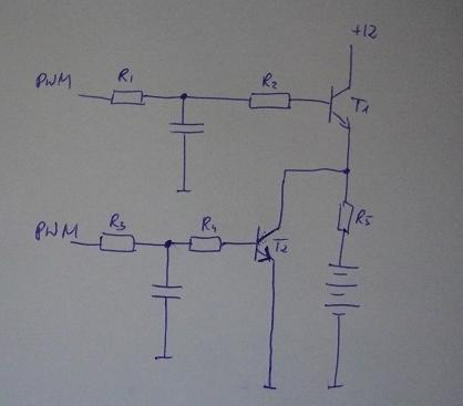 Prosta ładowarka dla ogniw NiCd (3,6v). elektroda.pl