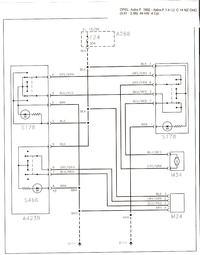 Astra F 1.4 elektryczne szyby.