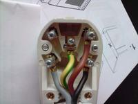 Podłączenie kuchni elektrycznej - brak w instalacji PE
