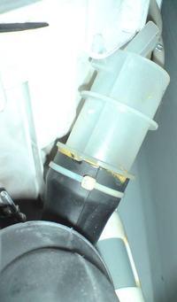 Pralka Electrolux EWT1315 - nie uruch.się programy do prania