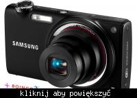 Samsung CL80 aparat z WiFi
