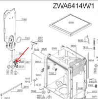 Zmywarka Amica ZWA6414W - bierze za dużo wody