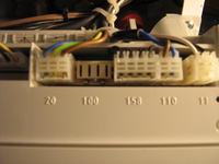 Vitopend 100 problem z wyprowadzniami ze sterownika LGM 27