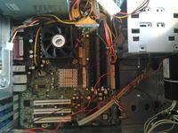 Problem z włączeniem PC po jego czyszczeniu.