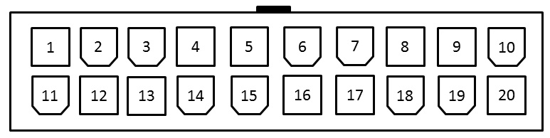 Autoalarm Pantera - Autoalarm Pantera SLR-5600 -schemat wyprowadze�