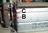 Piekarnik Whirlpool AKP407/IX, wentylator chłodzący panel