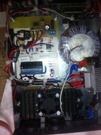Zasilacz Electronics Lab - moje wykonanie:)