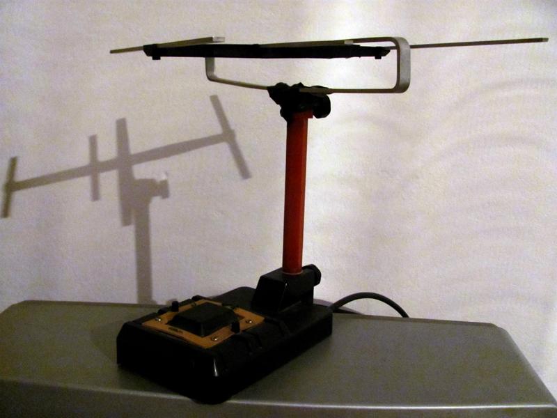 Antena pokojwa - Wzmocnienie sygna�u