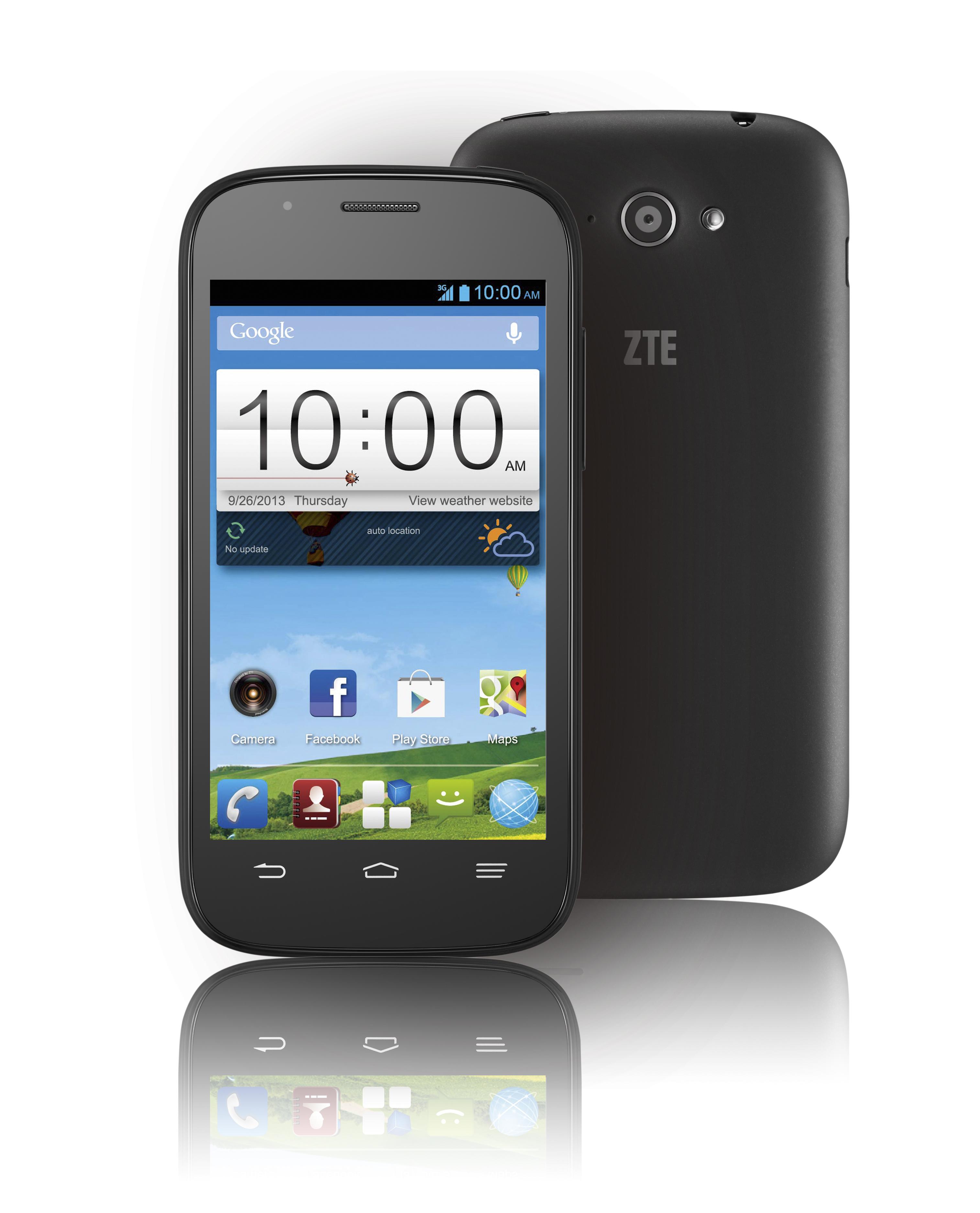 "ZTE Blade Q mini - 4"" smartphone z Android 4.2 za 300 z�"