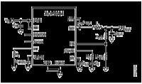 Synchroniczny stabilizator impulsowy o pr�dzie do 4 A