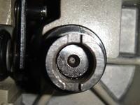 Łucznik Predom 451 - Mechanizmy maszyny są nieruchome mimo ruchu koła napędowego