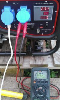 Agregat prądotwórczy Kruzer TH 3900