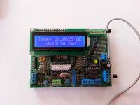 """[Sprzedam] P�ytka testowa AVT 3500 i ksi��ka """"Mikrokontrolery dla pocz�tkuj"""