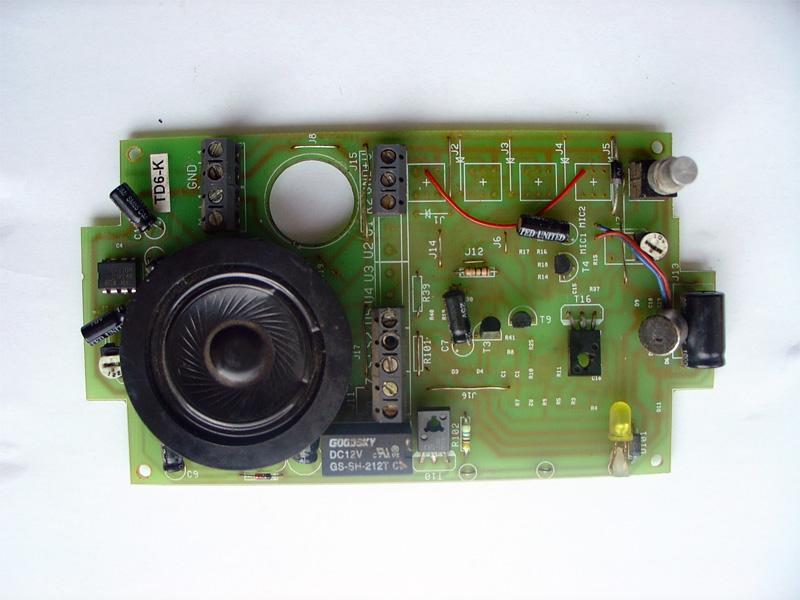 [Sprzedam] TD6-K p�ytka centrali domofonu Cyfral.
