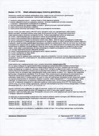 Wzmacniacz Holton 2*100 W. Prezentacja
