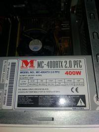 Jaki zasilacz do zestawu komputerowego opartego na procesorze Pentium G4560
