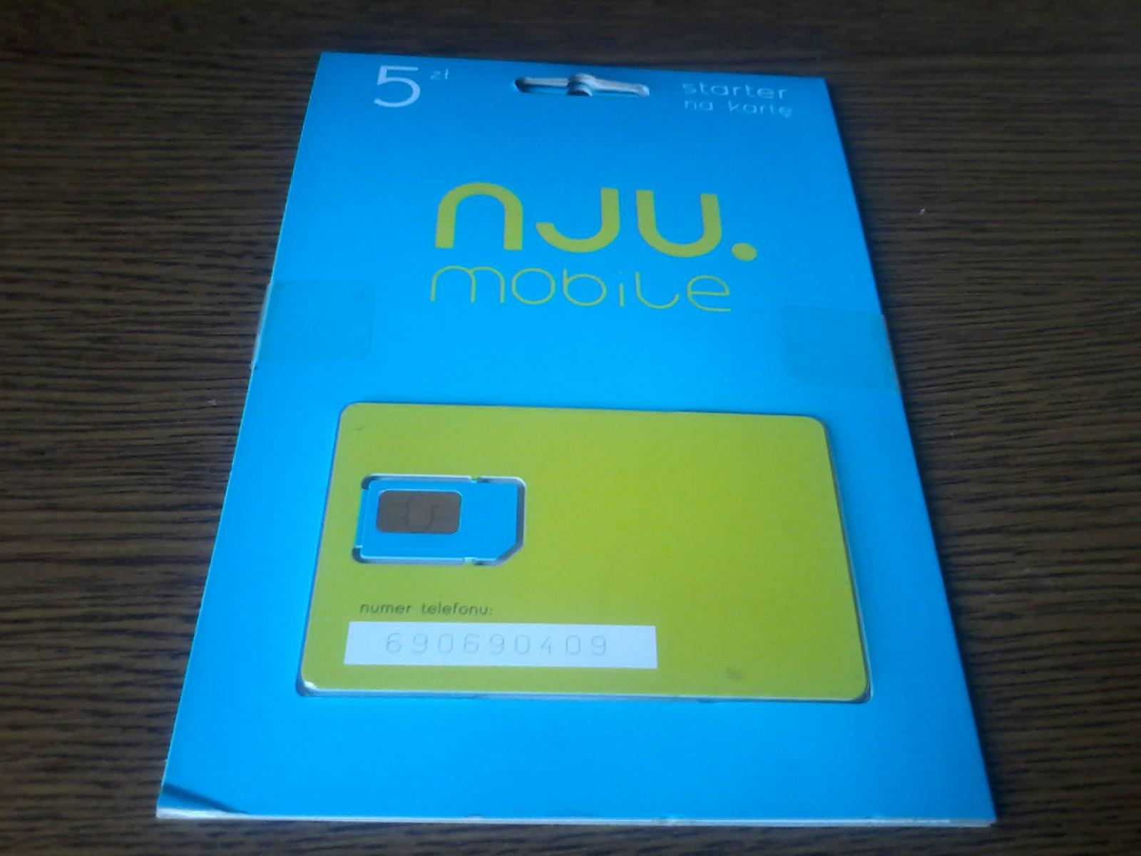 [Sprzedam] Nju Mobile 690-690-409  Na Sprzeda�