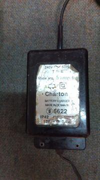 Panasonic Lead Acid Regulated Battery - jaka ładowarka do tego akumulatora?