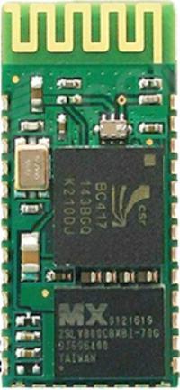 Interface OBD II na kontrolerze STN1110