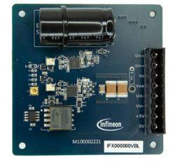 Płytka deweloperska półmostka CoolGaN 600 V e-mode HEMT