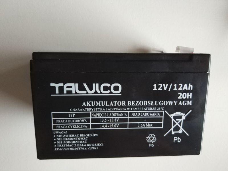 Fotopułapka XREC 2.6CM nie działa z zewnętrznym akumulatorem