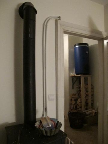 koza wymiennik ciepła bojler nie działa ogrzewanie