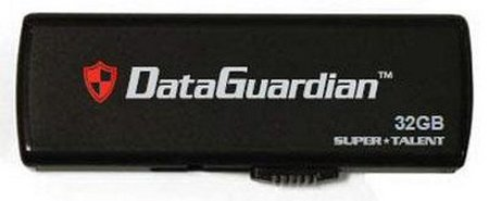 Super Talent DataGuardian - pendrive USB 3.0 z zabezpieczeniem dost�pu