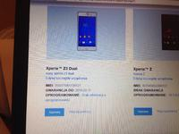 [Sprzedam]Płyta główna do Sony Xperia Z3 DUAL D6633