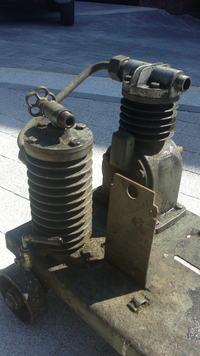 Kompresor tłokowy - naprawa
