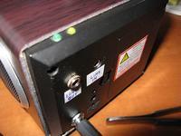 Modyfikacja radio głośnika SU-06