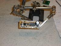 Wentylator łazienkowy sterowany elektronicznie.