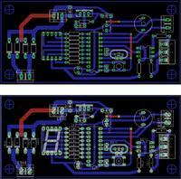 Sterownik zgrzewarki - prosz� o sprwdzenie PCB