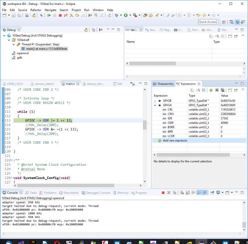 BluePill jak sobie z niego zrobic programator / debugger