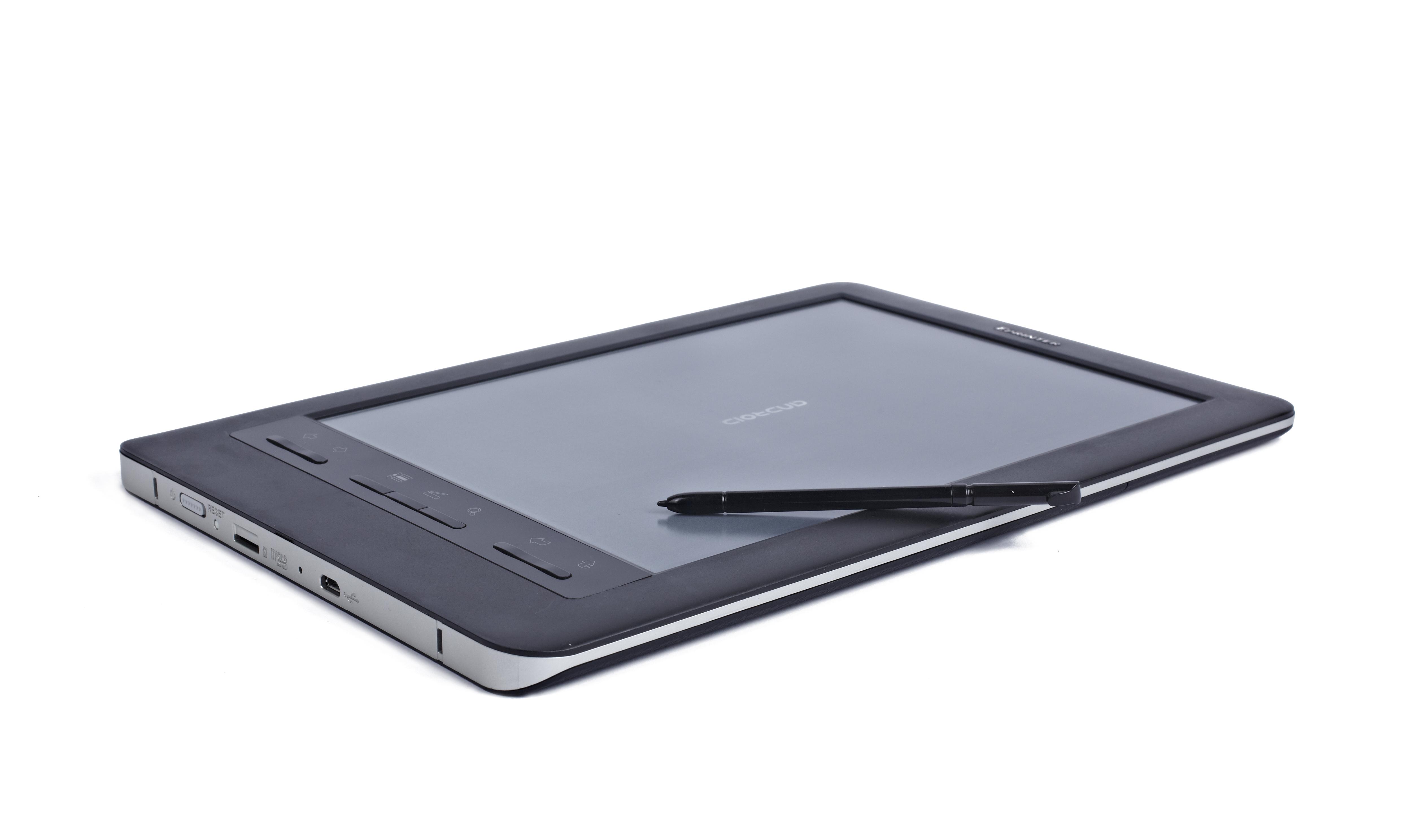 """EnerGenie ePP2 - czytnik z 9,7"""" ekranem E Ink o rozdzielczo�ci 200 dpi"""