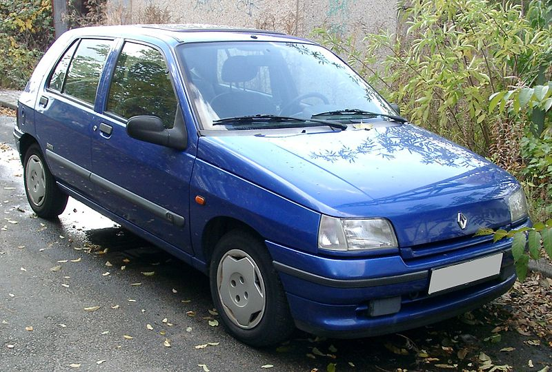 Szukam instrukcji do Renault Clio (Model od 1990 - 1995)