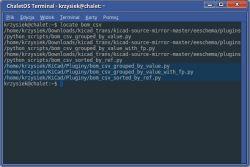 KiCad 5 nowa wersja programu do projektowania płytek i rysowania schematów