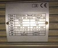 Knara elektryczna - Witam mam pytanko mam dwie takiego samego typu knary : 400V