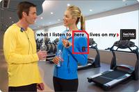 moja MP3 SanDisk Sansa Clip+ (8 GB) i Rockbox