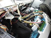 Ligier - Schemat obwodu prądnicy